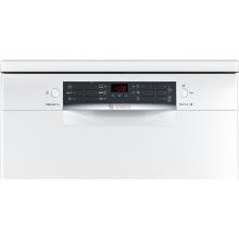 Посудомийна машина Bosch окремо встановлювана - 60см/13 компл/6 прогр/5 темп.реж/диспл/білий (SMS46KW01E)