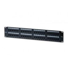 """Патч-панель DIGITUS 19"""" 2U, 48 портов, Cat.5e UTP в сборе (DN-91548U)"""