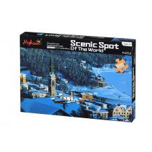 Пазл Same Toy Scenic Spot 500 ел. (88038Ut)