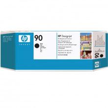 Друкуюча головка з засобом очищення HP 90 Black (C5054A)