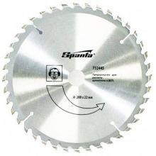 Пильний диск по дереву 200 х 22 мм х 40 зубців,  SPARTA (MIRI732445)