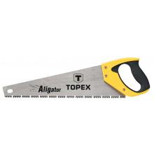 """Пила Topex по дереву, 400 мм, """"Aligator"""", 7TPI (10A441)"""