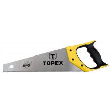 """Пила Topex по дереву, 400 мм, """"Shark"""", 7TPI (10A440)"""