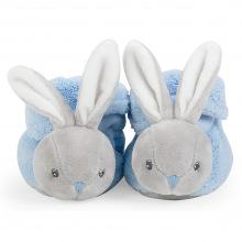 Пинетки Kaloo Plume Кролик голубой 0-3 міс.  (K969572)