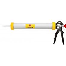 Пистолет Topex для герметиков 600 мл (21B360)