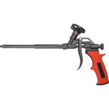 Пістолет для монтажної піни, тефлонове покриття, двокомпонентна ручка,  MTX (MIRI886699)