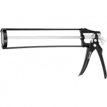 Пістолет скелетний для герметика 310 мл, посилений з фіксатором, 6-гранний шток 6 мм,  SPARTA (MIRI886125)