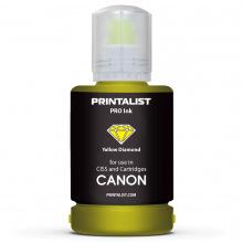 Чорнило PRINTALIST Yellow для Canon 140г (PL-INK-CANON-Y)