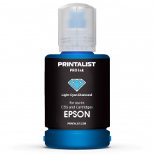 Чернила PRINTALIST Cyan для Epson 140г (PL-INK-EPSON-C)