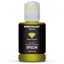 Чернила PRINTALIST Yellow для Epson 140г (PL-INK-EPSON-Y)