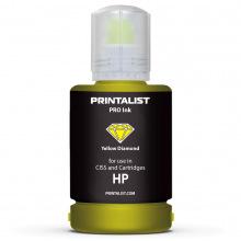 Чорнило PRINTALIST Yellow для HP 140г (PL-INK-HP-Y)