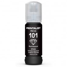 Чорнило PRINTALIST 101 Black Pigment для Epson 70г (PL101BP) пігментне