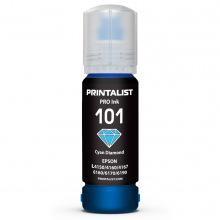 Чорнило PRINTALIST 101 Cyan для Epson 70г (PL101C)