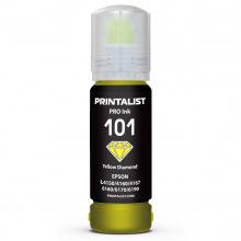 Чорнило PRINTALIST 101 Yellow для Epson 70г (PL101Y)