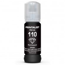 Чорнило PRINTALIST 110 Black для Epson 70г (PL110BP) пігментне
