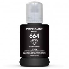 Чорнило PRINTALIST 664 Black для Epson 140г (PL664B)