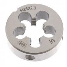 Плашка М18 х 2.0 мм,  СИБРТЕХ (MIRI77050)