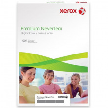 Плівка Xerox Premium Never Tear прозора самоклеюча 165Г/м кв, 202мкм, SRA3, 50л (007R92057)