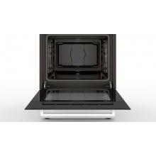Плита Bosch электрическая HKA050020Q - 60х60 см/4 конфорки/71л/5 реж/белая (HKA050020Q)