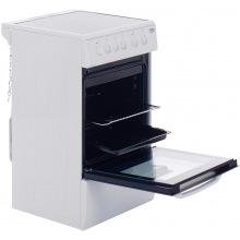 Плита электрическая Beko CSS48100GW - стеклокерамика/50х50 см/3 зоны нагрева/54л/белый (CSS48100GW)