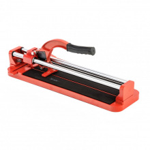 Плиткоріз 400 х 16 мм, лита станина, направляюча з підшипником, посилена ручка,  MTX (MIRI876059)