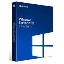 Программное обеспечение Microsoft Windows Svr Essentials 2019 64Bit English DVD 1-2CPU (G3S-01299)