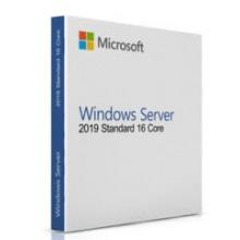 Программное обеспечение Microsoft Windows Svr Std 2019 64Bit Russian DVD 16 Core (P73-07797)