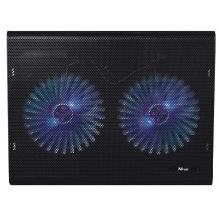 """Підставка для ноутбука Trust Azul (17.3"""") BLUE LED BLACK (20104)"""