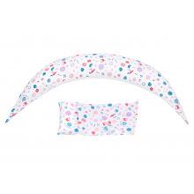 Подушка для вагітних і для годування Nuvita 10 в 1 DreamWizard Біла NV7100White (NV7100WHITE)