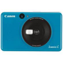 Портативна камера-принтер Canon ZOEMINI C CV123 Seaside Blue (3884C008)