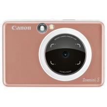 Портативная камера-принтер Canon ZOEMINI S ZV123 RG (3879C007)