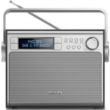 Портативний радіоприймач Philips  (AE5020B/12)