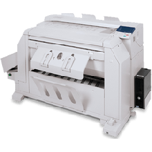 Принтер А0 Xerox 6204
