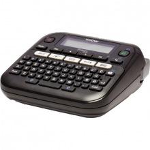 Принтер Brother для печати наклеек P-Touch PT-D210VP в кейсе (PTD210VPR1)