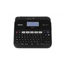 Принтер для печати наклеек Brother P-Touch PT-D600 в кейсе (PTD600VPR1)