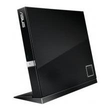Оптичний привід ASUS SBC-06D2X-U Blu-ray Combo Drive USB2.0 EXT Ret Slim Black (SBC-06D2X-U/BLK/G/AS)