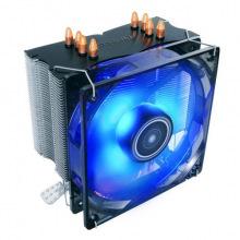 Процесорний кулер Antec C400 Blue LED,775,1150(1),55(6),1366,2011(66),FM1(2),AM3(+)AM2(+)AM4,120мм (0-761345-10920-8)