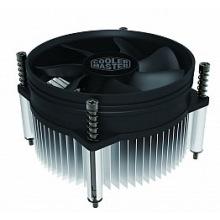 Процесорний кулер Cooler Master i30 PWM LGA115x,4pin,2600об/хв,28dBA,TDP 65W (RH-I30-26PK-R1)