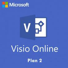 Программный продукт Visio Online Plan 2 (AAA-10876)