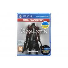 Програмний продукт на BD диску Bloodborne [PS4, Russian subtitles] (9438472)