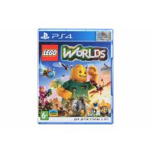 Програмний продукт на BD диску LEGO Worlds [PS4, Russian version] (2205399)
