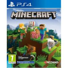 Програмний продукт на BD диску Minecraft. Playstation 4 Edition [PS4, Russian version] (9345008)