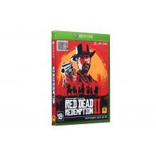 Програмний продукт на BD диску Red Dead Redemption 2 [Xbox One, Russian subtitles] (5026555359108)