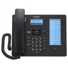 Проводной IP-телефон Panasonic KX-HDV230RUB Black (KX-HDV230RUB)