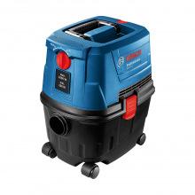 Порохотяг Bosch GAS 15 PS промисловий. 15л.8кг 220мбар. 33л/сек (0.601.9E5.100)
