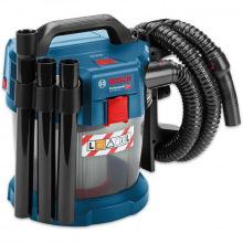 Порохотяг Bosch акумуляторний GAS 18V-10 L 18В, 4.7кг (без ак і ЗП) (0.601.9C6.300)