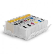 ПЗК - Перезаправні Картриджі SuperPrint REFILL6-450CN з АТ чіпами