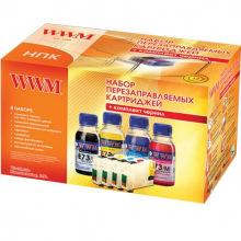 ПЗК - Перезаправляемые Картриджи NewTone для Принтера HP RC.950