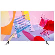 """Телевiзор 75"""" QLED 4K Samsung QE75Q60TAUXUA Smart, Tizen, Black (QE75Q60TAUXUA)"""