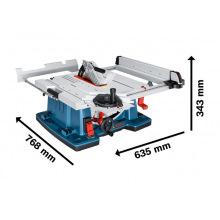Рабочий стол Bosch GTS 10 XC, 2100Вт, 254мм, 35кг (0.601.B30.400)